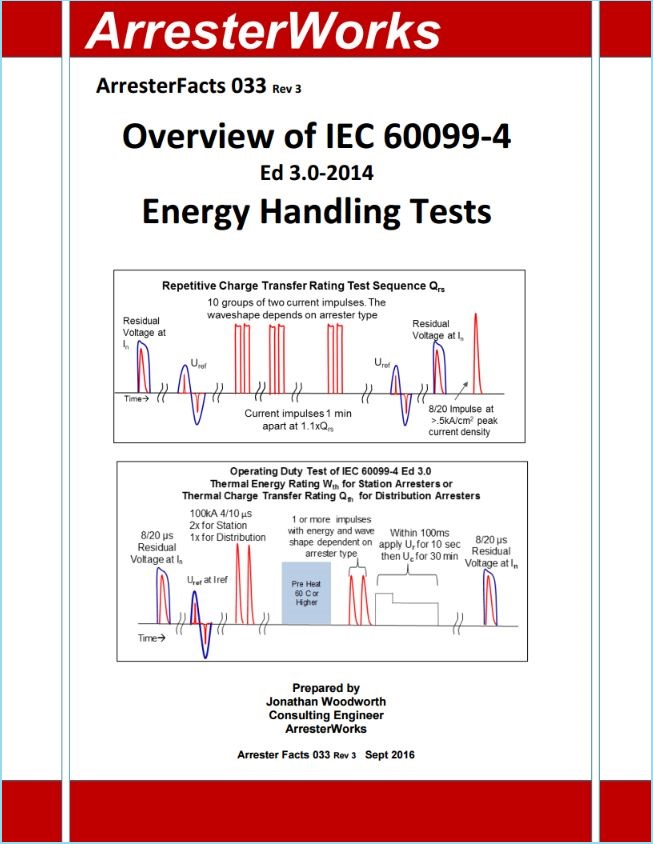 Overview of IEC 60099-4