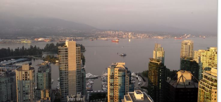 Vancouver Harbor View