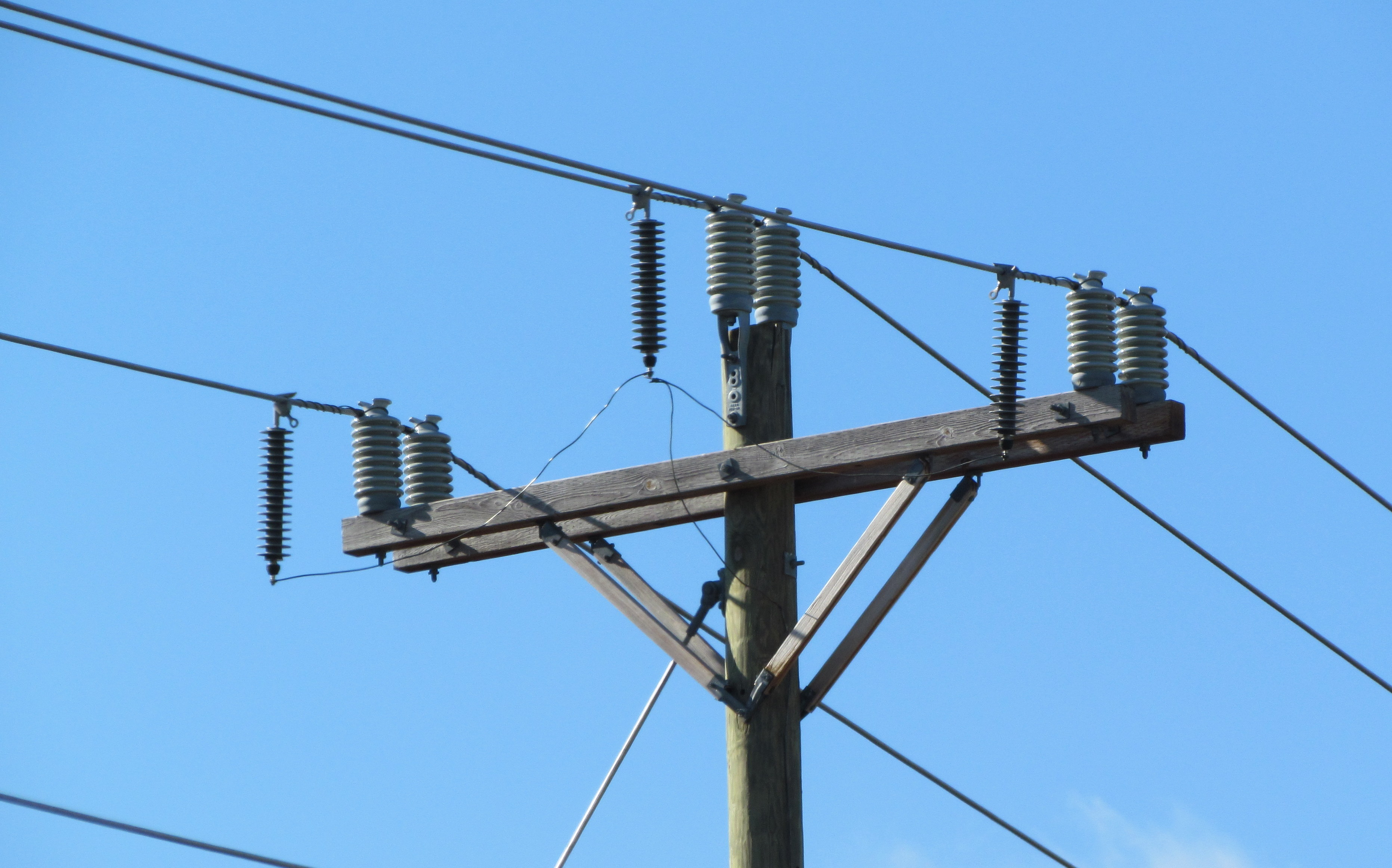 Arrester and Power System Photo Gallery