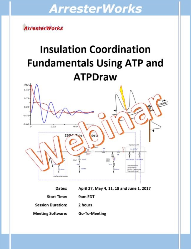 Insulation Coordination Fundamentals Webinar
